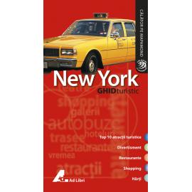 New York – Ghid turistic
