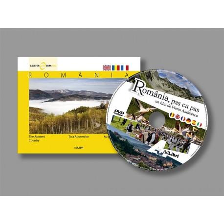 Album Țara Apusenilor + DVD film România
