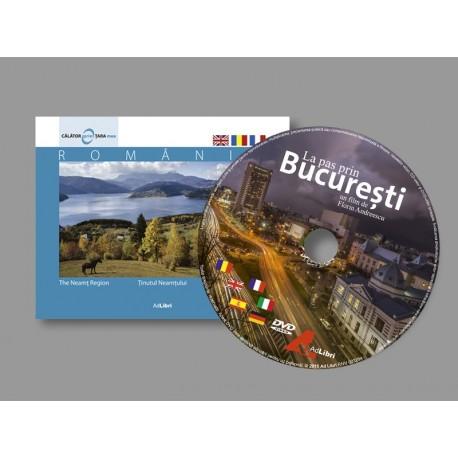 Album Ținutul Neamțului + DVD film București cadou