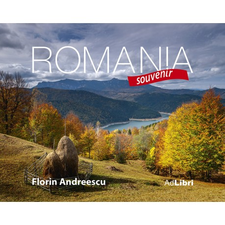Album România  – Souvenir (engleză)
