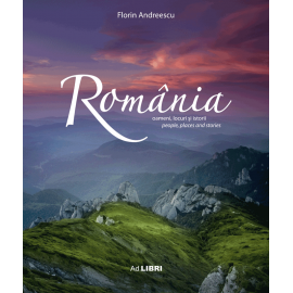 România – Oameni, locuri și istorii II – album